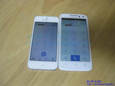 IP-Phone SMARTアプリiosとandroid