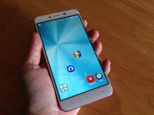 ZenFone 3 Max(ZC553KL)使用1か月