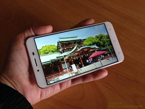 ZenFone 3 Max(ZC553KL)使用1か月、写真閲覧